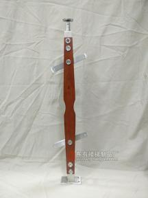 双层不锈钢红木立柱DY-8163实拍