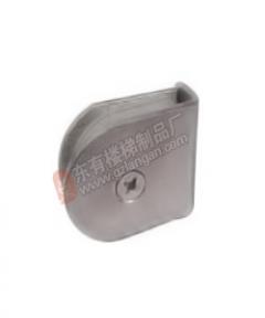 不锈钢玻璃夹配件鸭嘴夹(DLPJ-243)