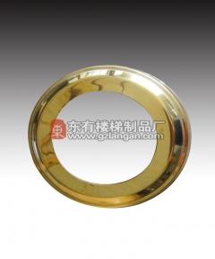 镀钛金/玫瑰金不锈钢装饰盖(DLPJ-192)