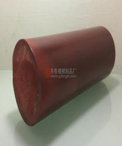 PVC仿木圆形扶手管(G-P-003)