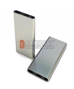 不锈钢平椭扶手管(G-0019)