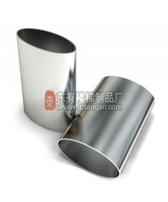 不锈钢椭圆扶手管(G-0048)