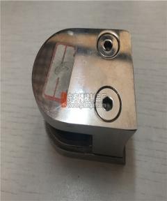 精铸护栏玻璃夹(DLPJ-301)