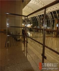 中影国际影城不锈钢玻璃栏杆