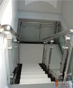 广州地铁专用不锈钢栏杆、楼梯扶手立柱