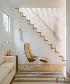 创意无处不在几根绳子就能让楼梯不同非凡