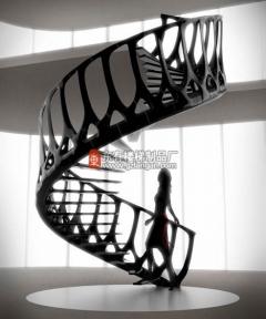 2018年超高逼格的楼梯设计