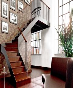 楼梯也可以这么漂亮