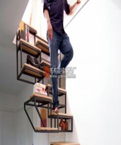 提升空间的楼梯设计欣赏