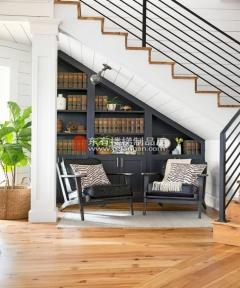 楼梯不只是楼梯,效果超赞!
