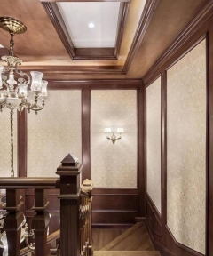 别墅楼梯设计美腻了